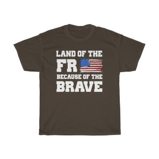 """Browse the """"Land of then FREE Because of the BRAVE"""" Gear"""