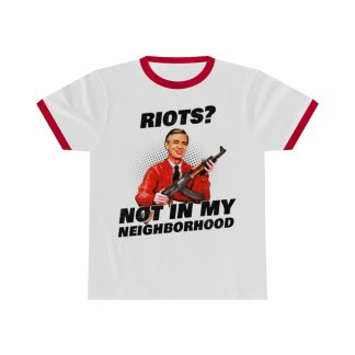 """Browse the """"Riots"""" T-Shirts"""