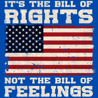 Browse All Bill of RIGHTS, Not Bill of FEELINGS Gear