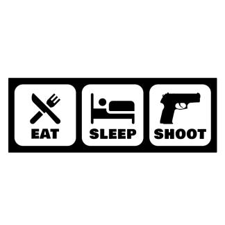 Browse All Eat. Sleep. Shoot. Gear