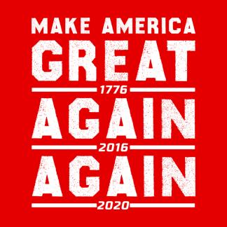 Browse All Make America Great Again Again Again Gear